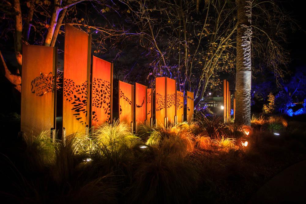Leopard Lodge - Night Effects