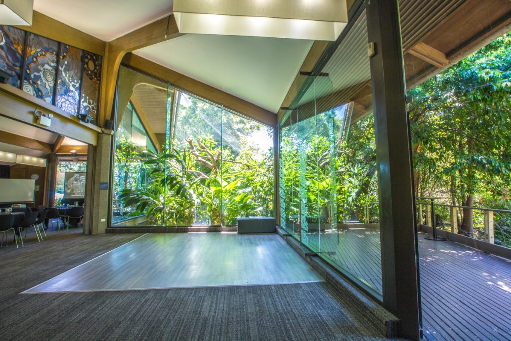 Rainforest Room - Dancefloor & Balcony 1
